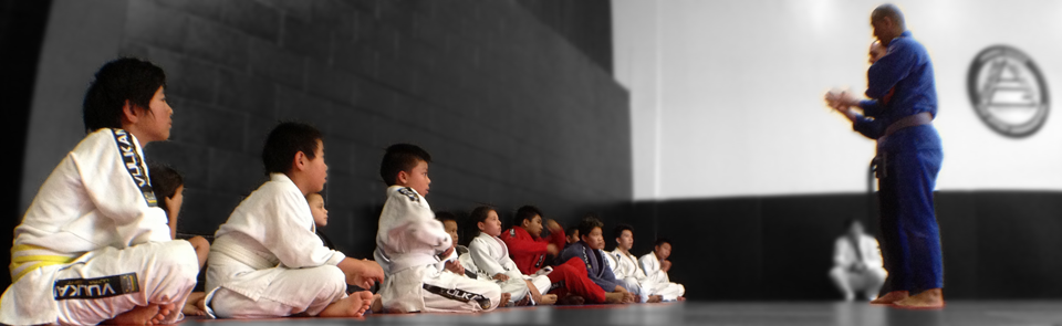 Children & Youth Jiu-Jitsu