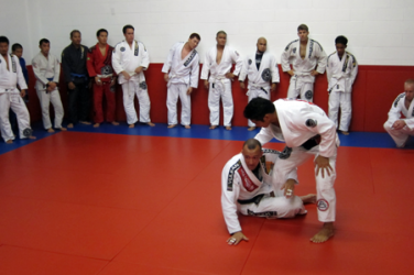 Technics Jiu-Jitsu Program